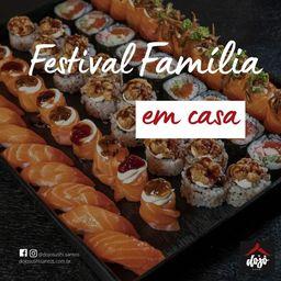 Festival Família +3 Sobremesas 4 Pessoas