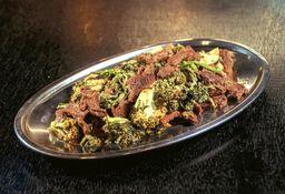 Carne com Brócolis - 2 Pessoas