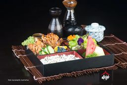 Bentô 4 - Chicken Katsu