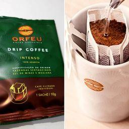Drip Coffee Orfeu Intenso 1 Sachê
