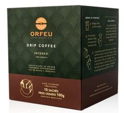 Drip Coffee Orfeu Intenso 10 sachês