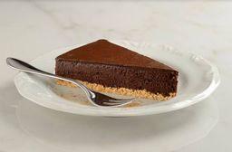 Torta Mousse de Chocolate - Fatia