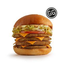 Cheeseburger Vegetariano GG