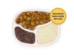 Linguicinha do Madero com Feijão Preto