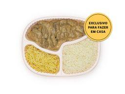 Estrogonofe de Carne Bovina