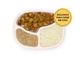 Linguicinha do Madero com Feijão Carioquinha