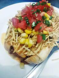 Hot Dog Doberman