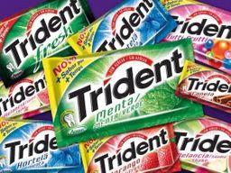 Trident Menta Verde - Unidade