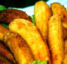 Banana a milanesa (4unid)