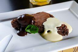 Brownie - 2 Caldas