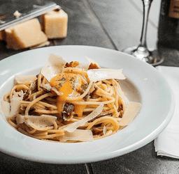 Combo Spaghetti Carbonara + Refri