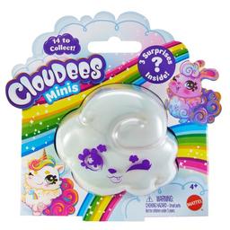 Mattel Mini Figura Surpresa Cloudees Minis 3 Surpresas