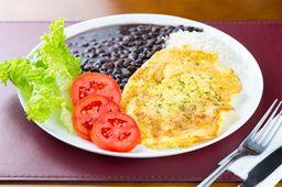 Brasileirinha Omelete