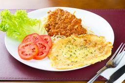 Italianinha Omelete