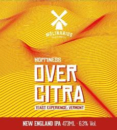 Cerveja OverCitra Vermont - Molinarius