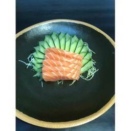 Sashimi Salmão Simples - 10 Unidades