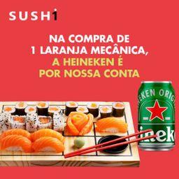 Laranja Mecânica + Heineken
