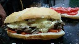 Sanduíche de Churrasco Especial
