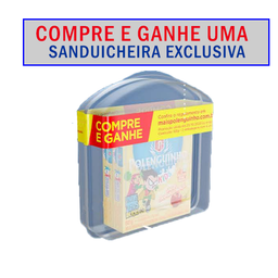 Kit sanduicheira + Polenguinho - Cód 316194