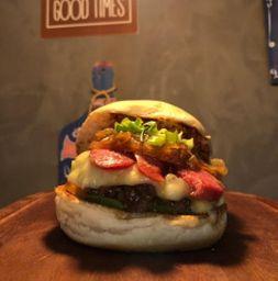 Combo Calaburger + fritas+ refri