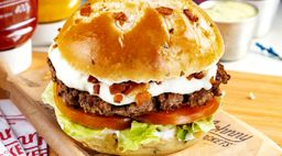 Grand Royal Blue Burger