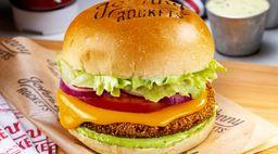 Chicken Cheddar Burger