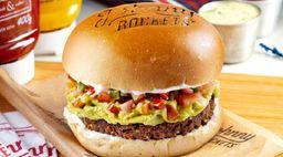 Avocado Vegan Burger Novidade