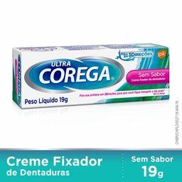 Corega Ultra Creme Fixador Dental