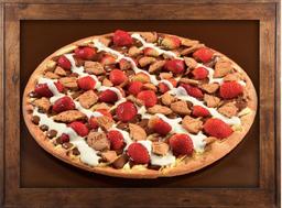 Pizza Meio a Meio Doce - Média