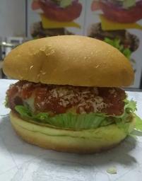 Burger Pepperoni