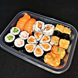 Sushi Amazonas - 18 peças