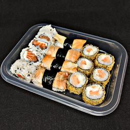 Sushi Olegário Maciel - 14 peças