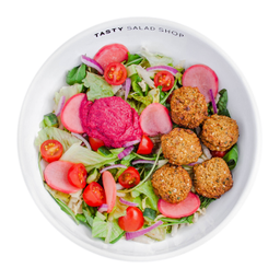 Fleek Falafel Salad