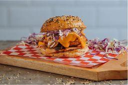 Kimchi Katsu burger