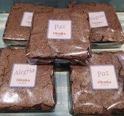 Brownie Puro Quadrado