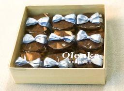 Caixa Presente 9 Bem Casados de Brownie