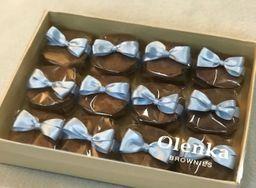 Caixa Presente 12 Bem Casados de Brownie