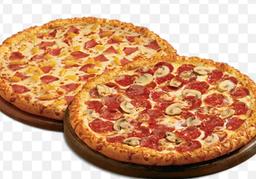 2 Pizzas Tradicionais - Grandes