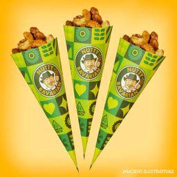 3 Cones com Mix Glaceado