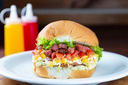 X- Bacon Salada