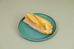 Pão com Presunto e Mussarela