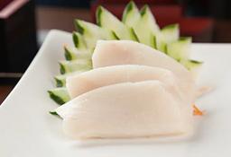 Sashimi de Peixe Branco - 6 Unidades