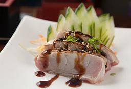 Sashimi de Salmão Roast - 8 Unidades
