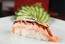 Sushi de Salmão Roast Dupla