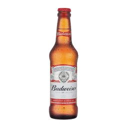 Cerveja Budweiser 330 ml