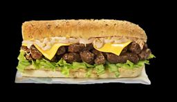 Combo carne supreme - 15cm