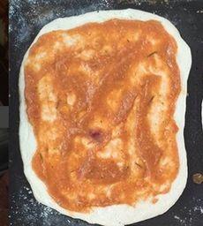 Pão Pizza - 400g
