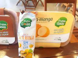Sorvete Zero Açúcar de Cajamanga