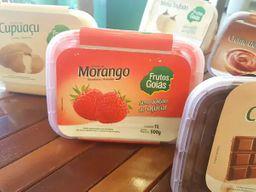 Sorvete Zero Açúcar Morango
