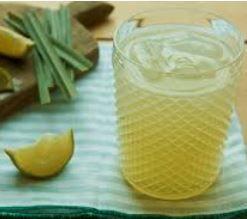 Suco de capim limão